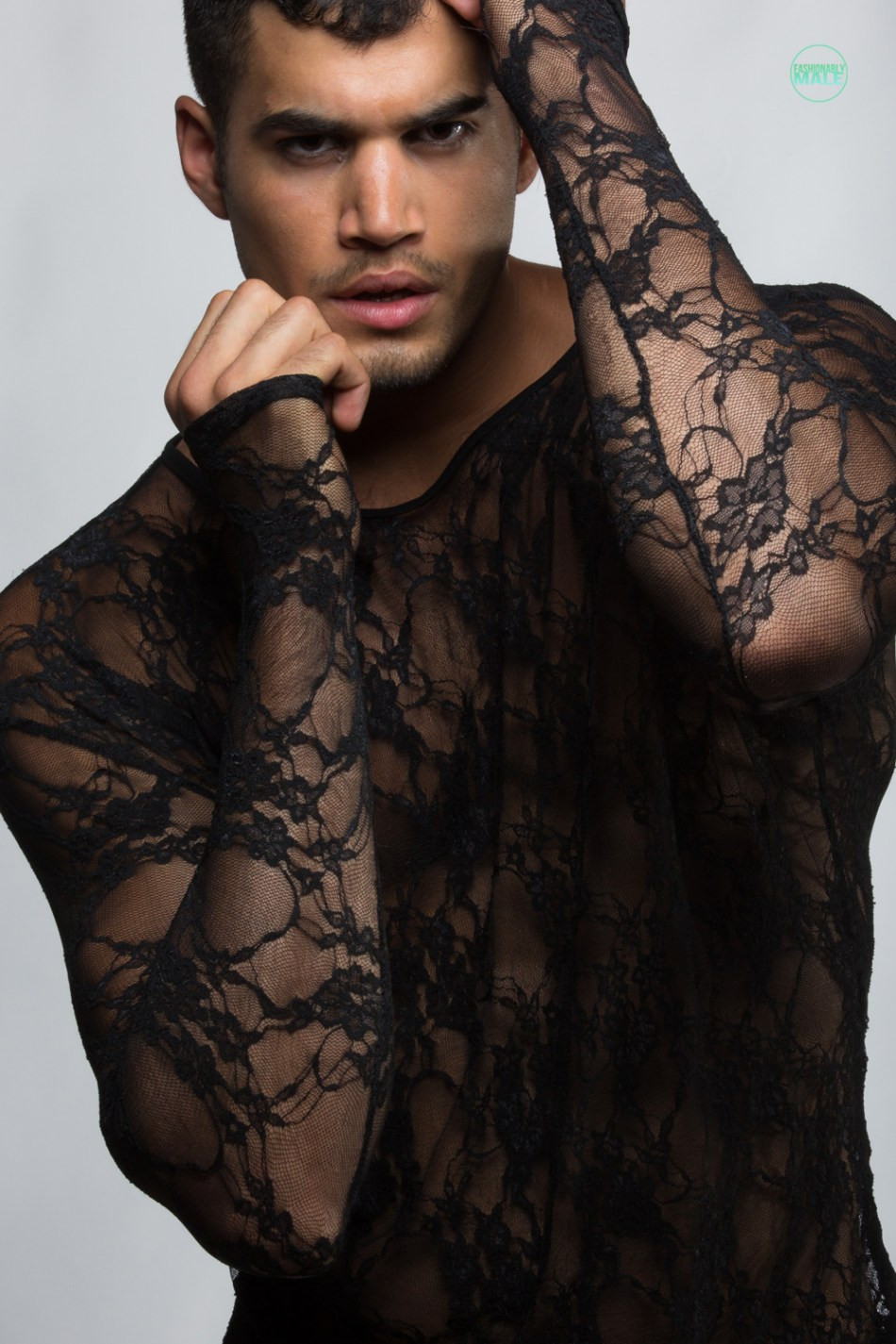 Ariel by G. Kavalero for Fashionably Male3