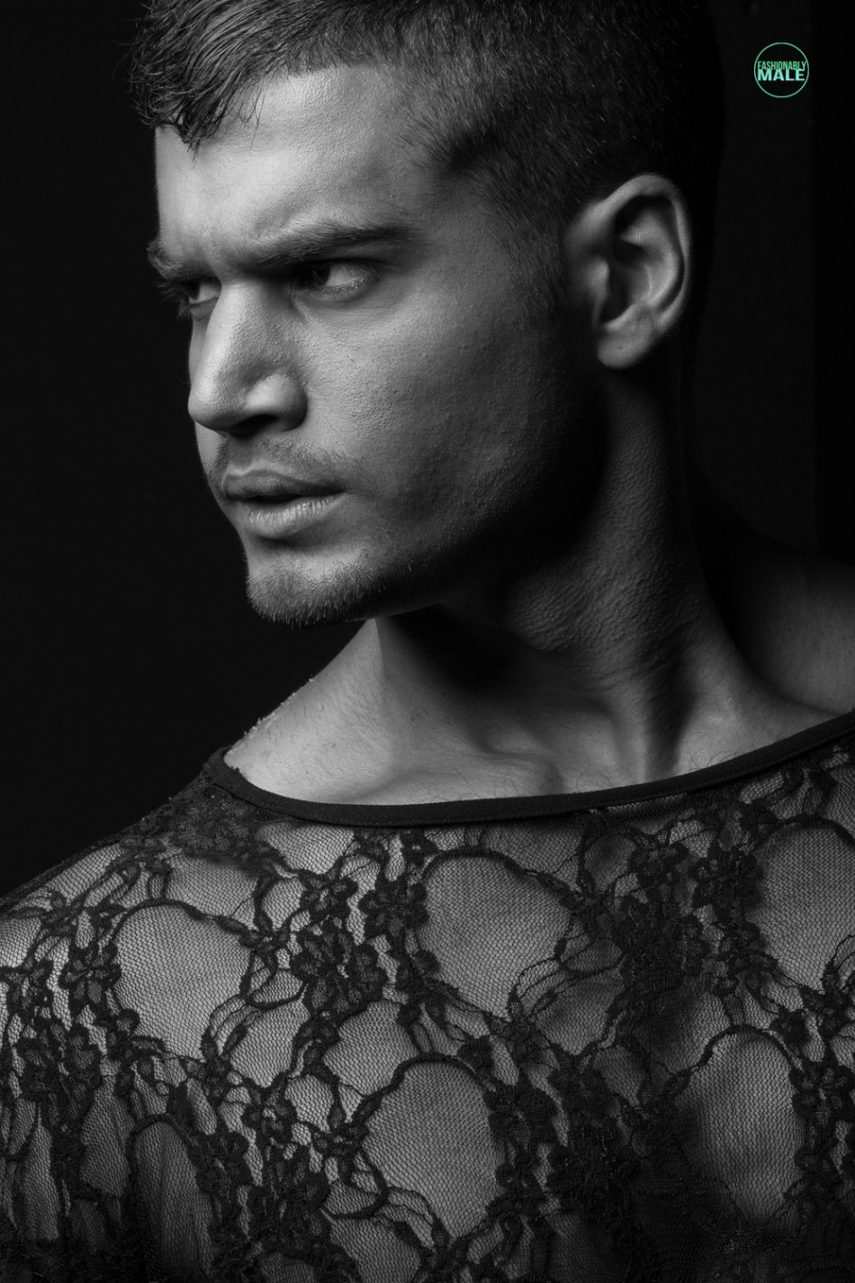 Ariel by G. Kavalero for Fashionably Male7