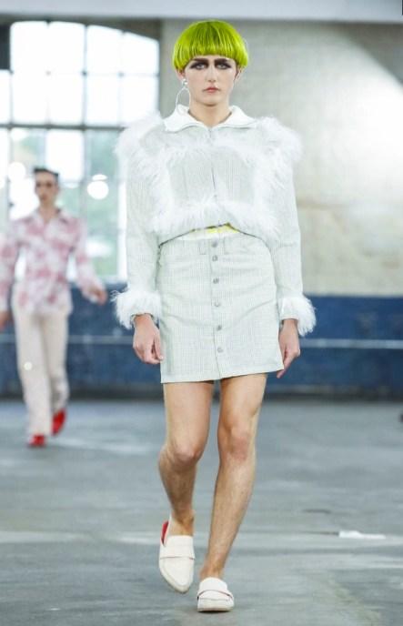 Art School SS18 Menswear London4