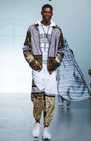 ASTRID ANDERSEN MENSWEAR SPRING SUMMER 2018 LONDON20