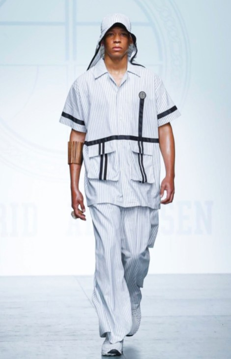 ASTRID ANDERSEN MENSWEAR SPRING SUMMER 2018 LONDON22