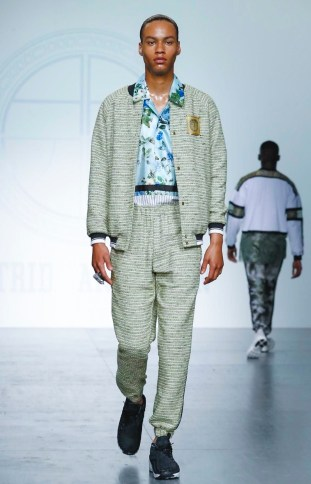 ASTRID ANDERSEN MENSWEAR SPRING SUMMER 2018 LONDON6
