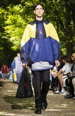 BALENCIAGA MENSWEAR SPRING SUMMER 2018 PARIS32