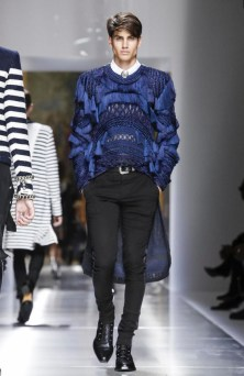 BALMAIN MENSWEAR SPRING SUMMER 2018 PARIS64