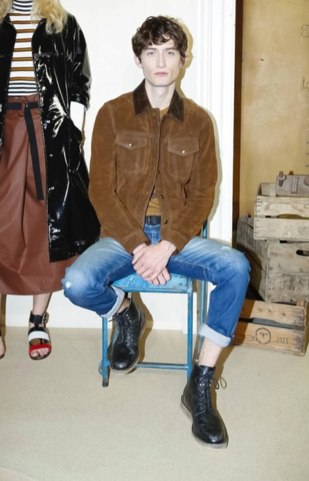 BELSTAFF MEN & WOMEN SPRING SUMMER 2018 LONDON28