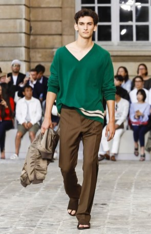 BERLUTI MENSWEAR SPRING SUMMER 2018 PARIS5