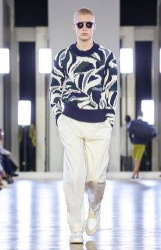 CERRUTI MENSWEAR SPRING SUMMER 2018 PARIS1