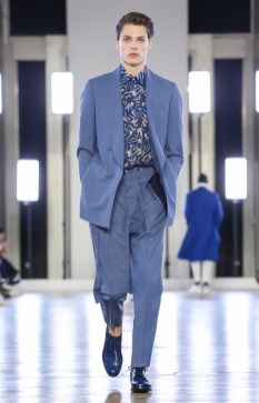 CERRUTI MENSWEAR SPRING SUMMER 2018 PARIS23