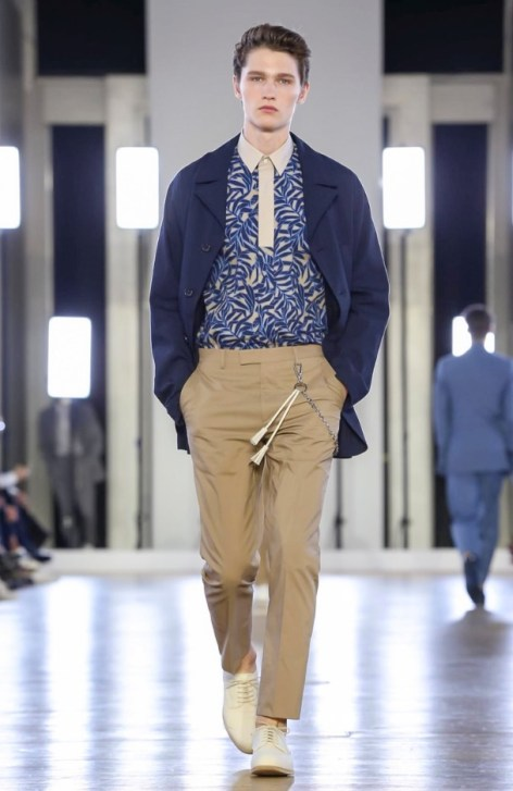 CERRUTI MENSWEAR SPRING SUMMER 2018 PARIS25
