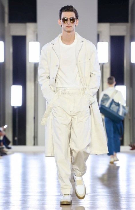 CERRUTI MENSWEAR SPRING SUMMER 2018 PARIS26