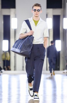 CERRUTI MENSWEAR SPRING SUMMER 2018 PARIS29
