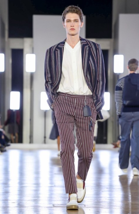 CERRUTI MENSWEAR SPRING SUMMER 2018 PARIS38