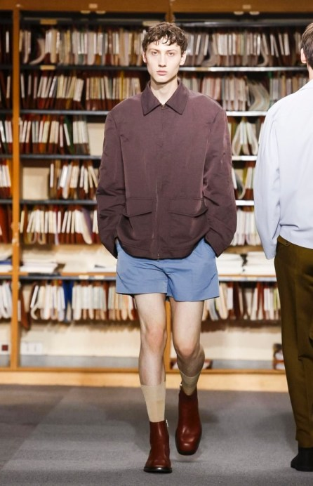 DRIES VAN NOTEN MENSWEAR SPRING SUMMER 2018 PARIS13