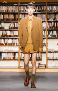 DRIES VAN NOTEN MENSWEAR SPRING SUMMER 2018 PARIS17