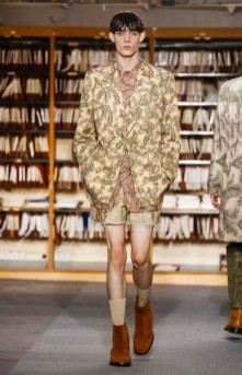 DRIES VAN NOTEN MENSWEAR SPRING SUMMER 2018 PARIS23