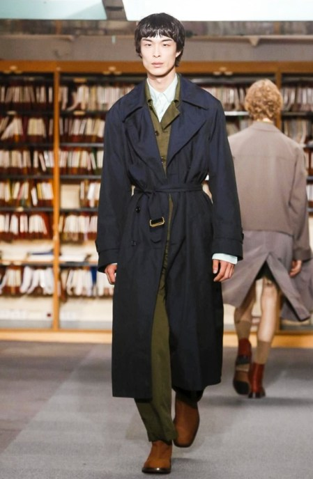 DRIES VAN NOTEN MENSWEAR SPRING SUMMER 2018 PARIS26