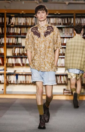 DRIES VAN NOTEN MENSWEAR SPRING SUMMER 2018 PARIS33