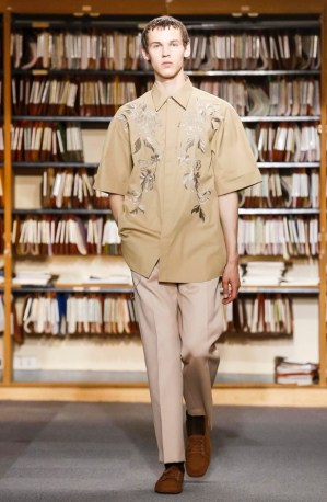 DRIES VAN NOTEN MENSWEAR SPRING SUMMER 2018 PARIS5
