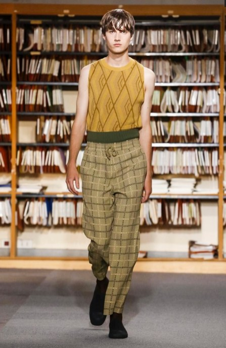 DRIES VAN NOTEN MENSWEAR SPRING SUMMER 2018 PARIS57