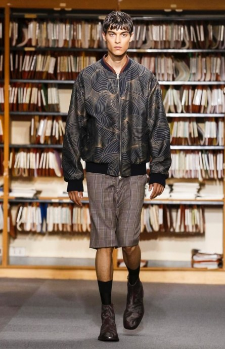 DRIES VAN NOTEN MENSWEAR SPRING SUMMER 2018 PARIS58