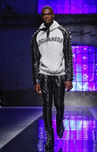 DSQUARED2 MEN & WOMEN SPRING SUMMER 2018 MILAN20