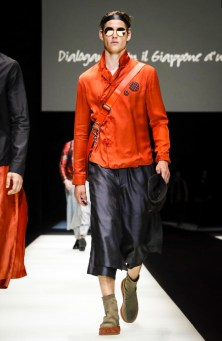 EMPORIO ARMANI MENSWEAR SPRING SUMMER 2018 MILAN38