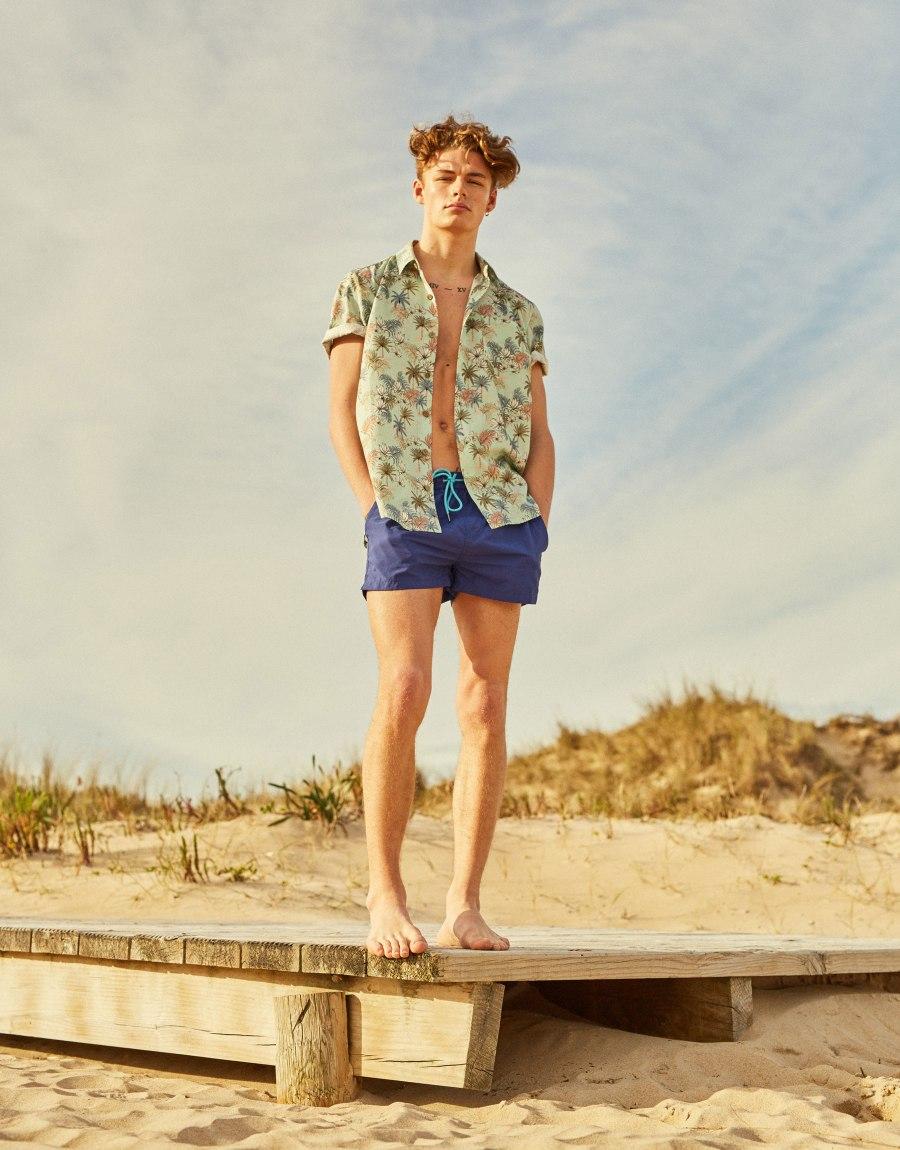 Finn Prentice for PullBear Swimwear 20179