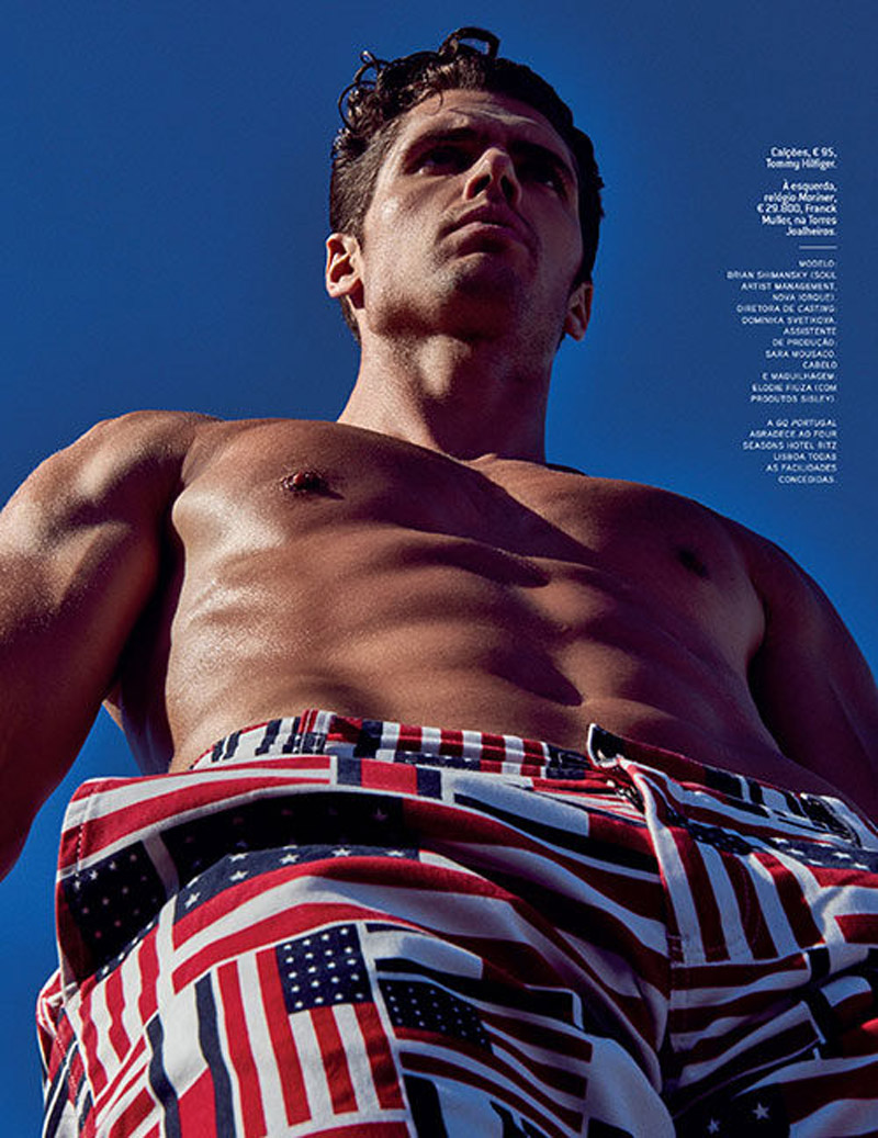 "GQ Portugal June 2017 by Branislav Simoncik ""Hot in the City""11"