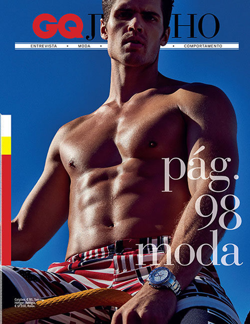 "GQ Portugal June 2017 by Branislav Simoncik ""Hot in the City""1"