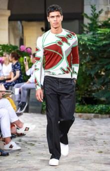 HERMES MENSWEAR SPRING SUMMER 2018 PARIS37