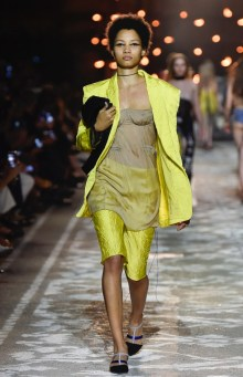 HUGO MEN & WOMEN SPRING SUMMER 2018 FLORENCE11