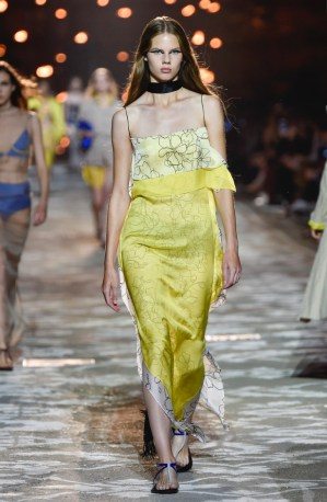 HUGO MEN & WOMEN SPRING SUMMER 2018 FLORENCE47