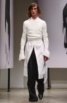 JUUN J. MENSWEAR SPRING SUMMER 2018 PARIS15