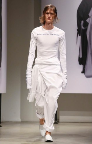 JUUN J. MENSWEAR SPRING SUMMER 2018 PARIS7