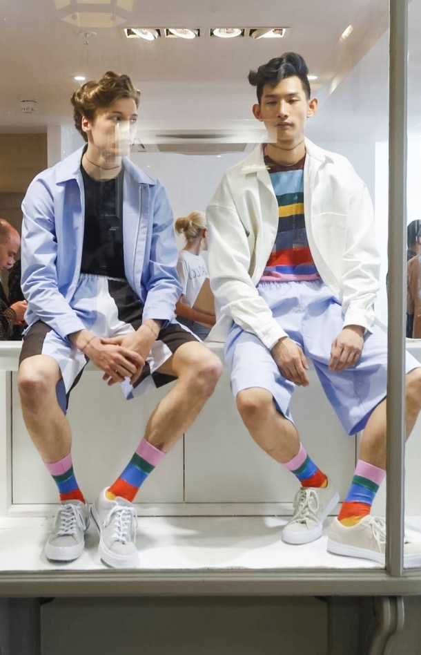 LOU DALTON MENSWEAR SPRING SUMMER 2018 LONDON4