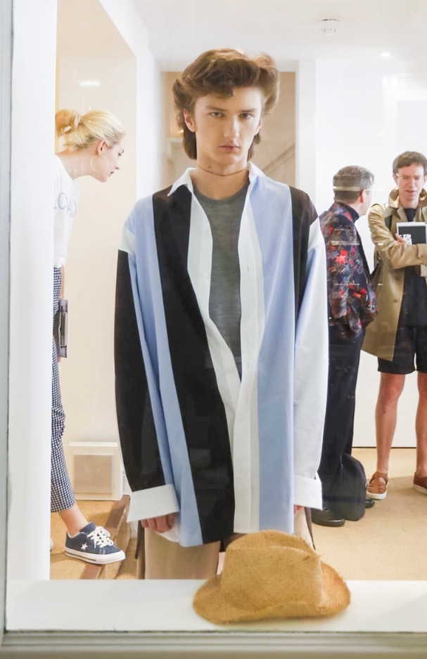 LOU DALTON MENSWEAR SPRING SUMMER 2018 LONDON6