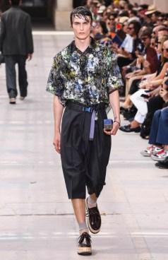LOUIS VUITTON MENSWEAR SPRING SUMMER 2018 PARIS1