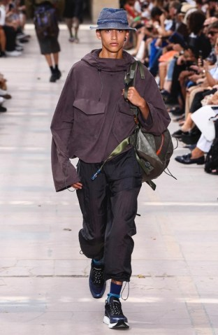 LOUIS VUITTON MENSWEAR SPRING SUMMER 2018 PARIS20