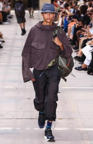 LOUIS VUITTON MENSWEAR SPRING SUMMER 2018 PARIS20