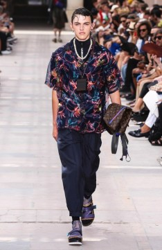 LOUIS VUITTON MENSWEAR SPRING SUMMER 2018 PARIS22