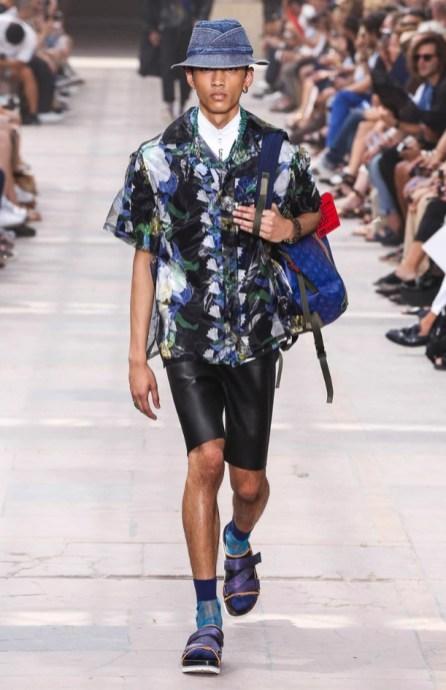 LOUIS VUITTON MENSWEAR SPRING SUMMER 2018 PARIS27