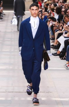 LOUIS VUITTON MENSWEAR SPRING SUMMER 2018 PARIS29