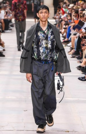 LOUIS VUITTON MENSWEAR SPRING SUMMER 2018 PARIS34