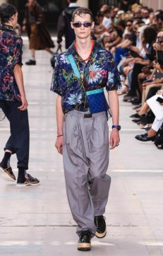 LOUIS VUITTON MENSWEAR SPRING SUMMER 2018 PARIS36