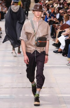 LOUIS VUITTON MENSWEAR SPRING SUMMER 2018 PARIS4