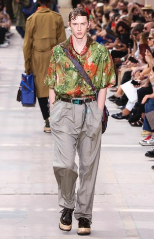 LOUIS VUITTON MENSWEAR SPRING SUMMER 2018 PARIS5