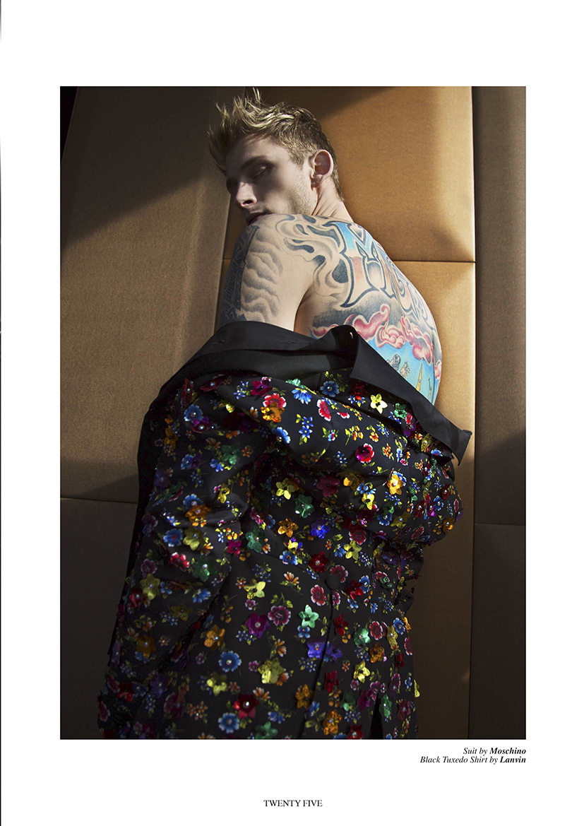 Machine Gun Kelly by Karl Simone2