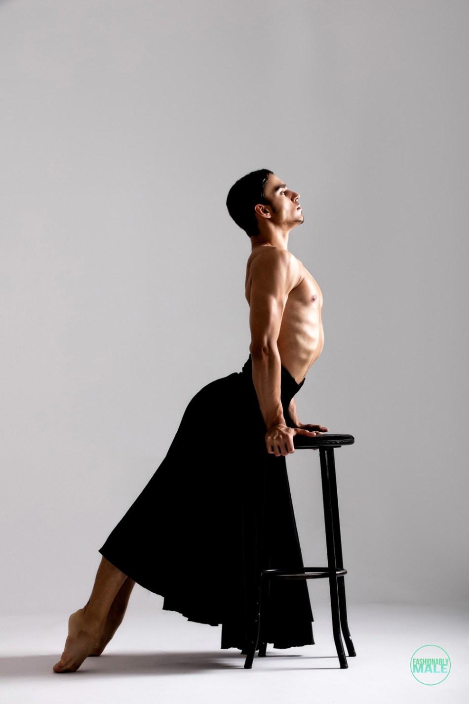 Mihael Belilov by Joan Crisol for Fashionably Male1