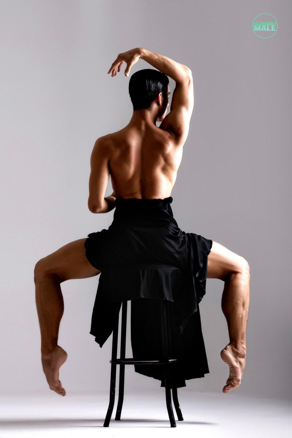 Mihael Belilov by Joan Crisol for Fashionably Male2