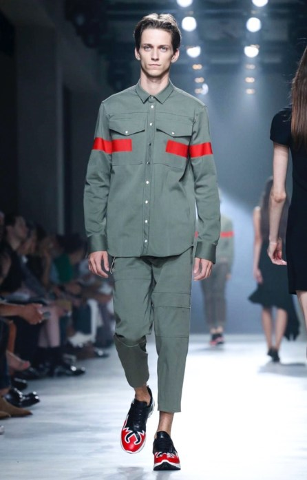 NEIL BARRETT MEN & WOMEN SPRING SUMMER 2018 MILAN14